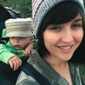 Learning to get O outside.- Getting Out, Again: Postpartum Depression + Healing Outdoors