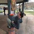 Practice makes perfect.- Moab: Women's Climbing Clinics