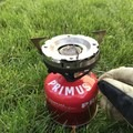 You can also get the pot stands which will fit inside  folded up. Also check out the easy to use valve, even with mitts on. - Gear Review: Jetboil MiniMo