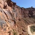 Indian Creek Corridor.- Moab: Women's Climbing Clinics
