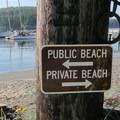 Obstruction Pass Beach.- Washington's 20 Best Beaches