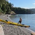 Spring Bay Beach on Orcas Island in the San Juans.- Washington's 20 Best Beaches