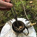 Adjusting the jets is easy thanks to the tool that comes with it. - Gear Review: Primus Omnifuel Backpacking Stove