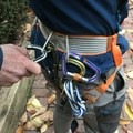 The crappy gear loops- Gear Review: Petzl Altitude Harness