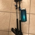 Size comparison with a Nalgene for reference.- Gear Review: Black Diamond Expedition 3 Ski Poles