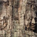 Bayon at sunrise.- A Guide to Exploring Angkor Archaeological Park