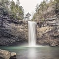 Foster Falls is one of numerous reasons for adding the Fiery Gizzard Trail to your bucket list. - 10 Must-Do Hikes Near Nashville, Tennessee