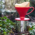Pour Over- Five Ways to Brew Coffee at Camp