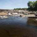 Agers Falls without a release.- Relicensing the Black River Basin