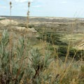 Stunning landscapes at Dinosaur Provincial Park.- The Essential Alberta Road Trip