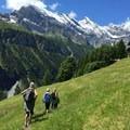 Swiss Alps, anyone?- Woman In The Wild: Mary Cecchini