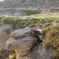 Rocky formations at Drumheller.- The Essential Alberta Road Trip