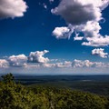 View from Black Mountain on the Cumberland Trail.- Hidden Gems in Tennessee's Beautiful State Parks