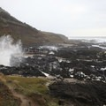 Spouting Horn at Cook's Chasm, Oregon.- 10 Locations Perfect for Storm Watching