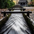 Mingus Mill in the Great Smoky Mountains. - Stunning Fall Adventures in the Central Appalachians