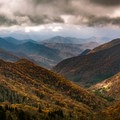 A drive down the Blue Ridge Parkway never disappoints. - Stunning Fall Adventures in the Central Appalachians