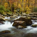 Autumn brings an entirely different look to the Appalachians. - Stunning Fall Adventures in the Central Appalachians