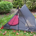 The Exped Synmat Winter beside the Therm-a-Rest All Season.- Gear Review: Exped Synmat HL Winter
