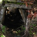 Mother Lode Mine shaft on Lookout Mountain in the Ochoco Mountains.- 10 Adventures to Explore Mines + Tunnels!