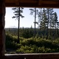 View from the Meissner Shelter outside of Bend, Oregon, overlooking Broken Top.- My Bucket List: October Hike Challenge