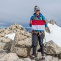 PD Climb at Tete Blanche.- Gear review: La Sportiva Women's Nepal Cube GTX