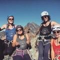 Alpenglow Collective takes on Ingalls Peak, Cascade Range.- Woman In The Wild: Emily Mannisto