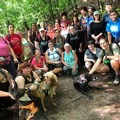 Unlikely Hikers group hike and meet-up in Atlanta, Georgia, June 2018.- Woman In The Wild: Jenny Bruso
