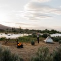 Moonshadow Ranch, Idaho (http://hipca.mp/2uu1oQv). Photo by Jesse Morrow.- It's Not Too Late to Plan an Eclipse Camping Trip