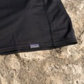 Great seams and tag placement.- Gear Review: Patagonia Men's Capilene® Lightweight T-shirt