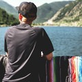 Perfect for outdoor summer days.- Gear Review: Patagonia Men's Capilene® Lightweight T-shirt