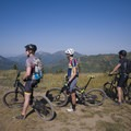 Ride and take in the views.- Mountain Biking in Park City