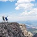 Sheep Mountain.- KAVU Ladies Take On Wyoming