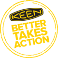KEEN - Better Takes Action