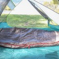 The spacious interior of the Trail Ridge 2. - Gear Review: Kelty Trail Ridge 2 Tent