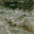 Eastern Los Angeles. Image from Google Earth.- Bureau of Reclamation