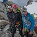 Glacier setup.- Gear review: Petzl Altitude Harness