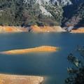 Bureau of Reclamatio: Lake Shasta. Image from Google Earth.- Bureau of Reclamation