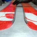 Ski lay up.- Deviation Skis Partners With Outdoor Project