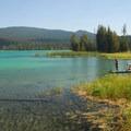 Little Lava Lake.- Wednesday's Word - Deschutes