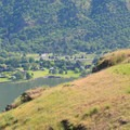 Viewpoint of the Columbia River from the Lyle Cherry Orchard Trail.- Wednesday's Word - Klickitat