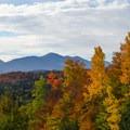 The MacIntyre Range, NY.- 15 Stunning Photos of Autumn in the Adirondacks