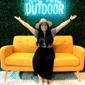 Summer Outdoor Retailer 2018. Social Media Zone #weareoutdoor.- Woman In The Wild: Marci Rosales