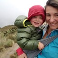 Mati and mama.- Woman In The Wild: Justine Nobbe