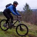 Mountain biking on the Cummins Creek Loop.- Wednesday's Word - Yachats