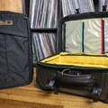 Inside the rugged outer case is a softer case with dividers for your camera gear.- Gear Review: Mountainsmith Boarding Pass FX