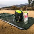 It comes complete with a compression sack and packs way down!- Gear Review: NEMO Jam 15 Women's Sleeping Bag