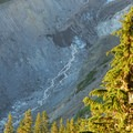 Terminus of the Nisqually Glacier and Nisqually River.- Wednesday's Word - Nisqually