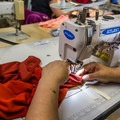All the garments are made by hand in Oregon.- NW Alpine is doing it right, and we're digging it