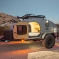 Trailer from Off The Grid Rentals. Photo courtesy of Off the Grid Rentals.- The Best Camper Vans + Trailers