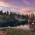 A great end to an adventurous day looking for Sasquatch.- Best Places for Sasquatch Spotting